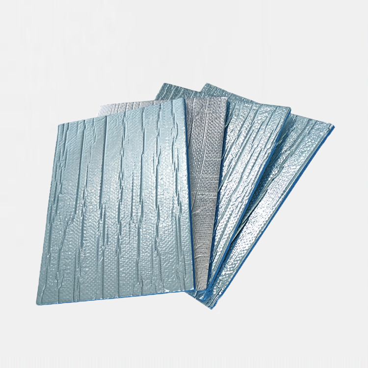 Aluminum Foil Faced Foam Reflective Insulation Board